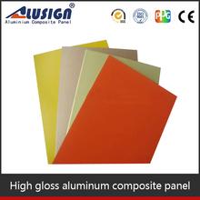Alusign decorative wallboard panels acp