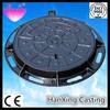 EN124 D400/aluminum cast iron manhole cover