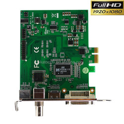 High quality capture card for different video cnference camera