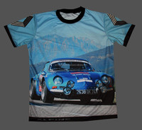 wholesale dye sublimation t-shirt printing