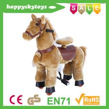 Divertido juguetes de viaje! caliente venta caballos venta, caballo simulador de montar a, producto del caballo