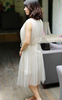 New style Special offer Pretty and colorful White Party Dresses