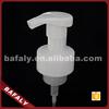 plastic foamer soap bottle,foaming spray bottle,cosmetic foam pump 42mm