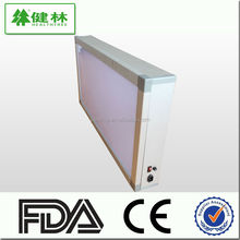 one bank negatoscope x ray illuminators x ray film viewer