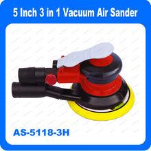 Pulgadas 5 lijadora de aire( no vacío, auto generados de vacío, central de vacío)