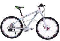 26 inch steel mountain bike/bicycle
