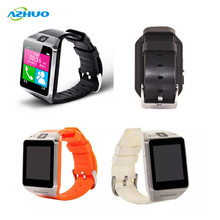 2015 watch phone new arrival bluetooth smart watch for all android smart watch phone supporting multi-languages GV08