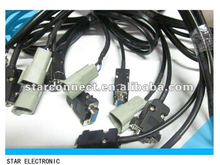 automotive machine wire harness/test engine wire harness