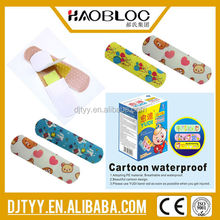 Auxiliary Treatment Waterproof Adhesive Wound Dressing