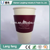 hot cup sleeve with LOGO ,Recycled paper cup sleeve