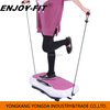 whole body vibration machine crazy fit massager with music function