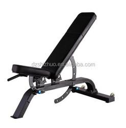 Professional Precor Gym Equipment SUPER BENCH SP23/Fitness Equipment/Multi Gym Exercise Equipment