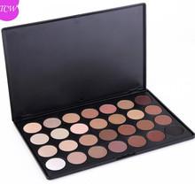 Etiqueta privada marca maquillaje 28 colores de sombra de ojos Neutral paleta