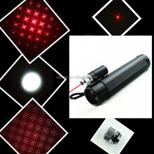 Factory direct sale mini led torch with laser gunsight hunting flashlight 2015 newest product