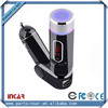 good car mp3 player with wireless fm transmitter with bluetooth music receiver