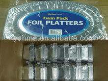 Disposable Aluminum Foil Food Containers
