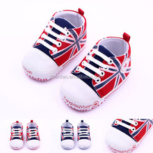 wholesale high quality canvas baby fashion walking shoes
