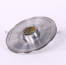 Electroplated Slot Grinding Wheels