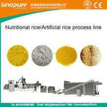 """""""Fully Automatic""""Synthetic rice making machine/synthetic rice process line/synthetic rice production line"""