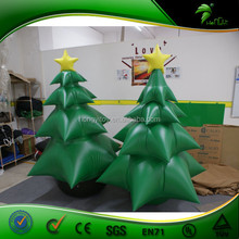 2014 latest fashion snowing outdoor wire metal christmas tree