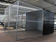 hot sale metal kennel for sale