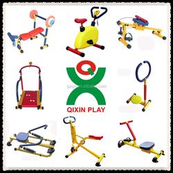 cheap price kids exercise equipment/children's gym machine/kids indoor exercise equipment QX-11078H