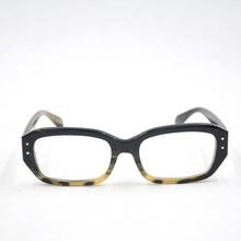 New arrival fashion unisex buffalo horn eyeglasses frames