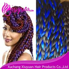 2015 Africa 165g Cheap Synthetic Hair Braids Jumbo Xpression Braiding Hair