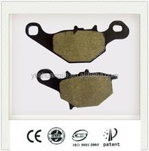 Factory price FA216 sintered disc brake pad for HONDA,YAMAHA,KYMCO,SUZUKI