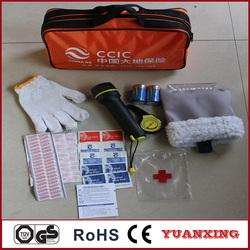 Car Accident Urgent Repair Tool Kit survival kit best selling car accessories YXH-201310