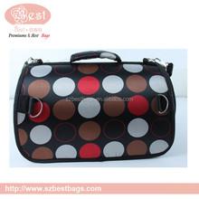wholesale fashion dog bag pet carrier carry tote bag for pets (PB-012) from shenzhen factory