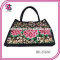 venta al por mayor de yiwu mercado bordado hmong tribales bolso hobo bolsa stitchwork