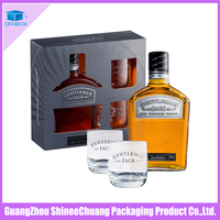 Wholesale Custom Cheap Recycled Decorate Luxury Branded Design Classic Cardboard Paper wine case