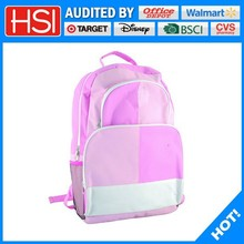 polyester material and type paint your backpack alibaba