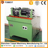 two roller thread rolling machine stud bolt making machine