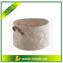Wholesale High Quality Round Canvas Bag