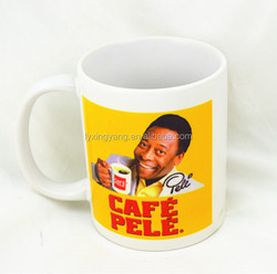 Cheap Promotional Ceramic Mug Cup Heat Press For Sublimation