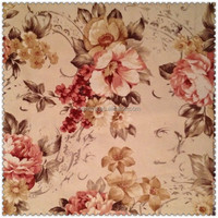 Polyester Material and Make-to-Order Supply Type Beautiful Textile Fabric