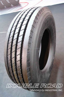315/80r22.5 radial truck tyres DOUBLE ROAD DR812 rib pattern