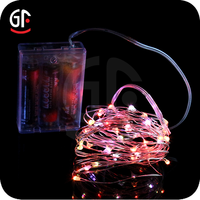 2015 New Items Wedding Accessory Remote Control Led String Lights
