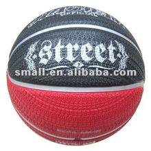 rubber basketball #1234358