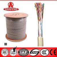 Zhejiang JIanfeng UTP Cat5 25 pair 50 pair 100 pair Lan Cable