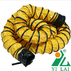 """8"""" x 25ft good quality ventilation duct for air ventilator or air movers"""