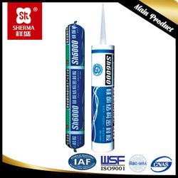 Universal purpose liquid silicone sealant