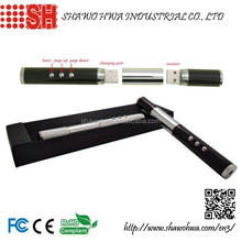 Rechargeable Wireless Presenter with Red Laser Pointer