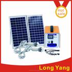 Portátil de energia solar sistema de iluminação para iluminação e carregamento móvel