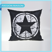 Best selling Popular Cartoon printed comfy sofa cushion / sofa cushion cover