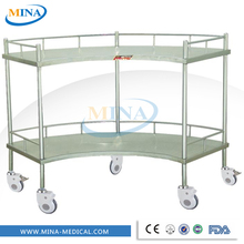 MINA-IT038 operating room stainless steel hospital Apparatus Table