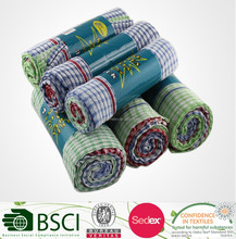 100% Cotton Promotional Jacquard Kitchen Towel Cheap Price