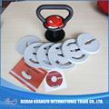 équipement de conditionnement physique/kettlebell réglable/l'utilisation gym